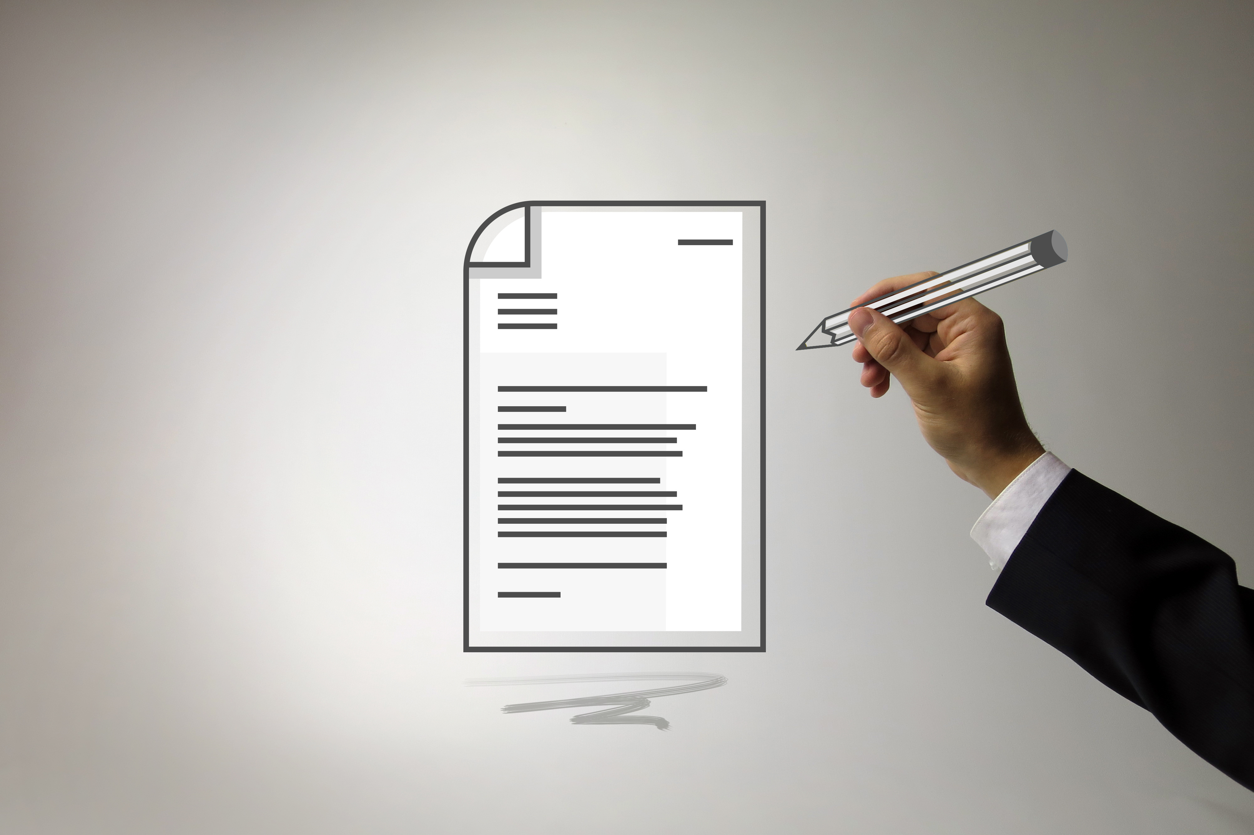 Rédigez vous-même votre lettre de présentation