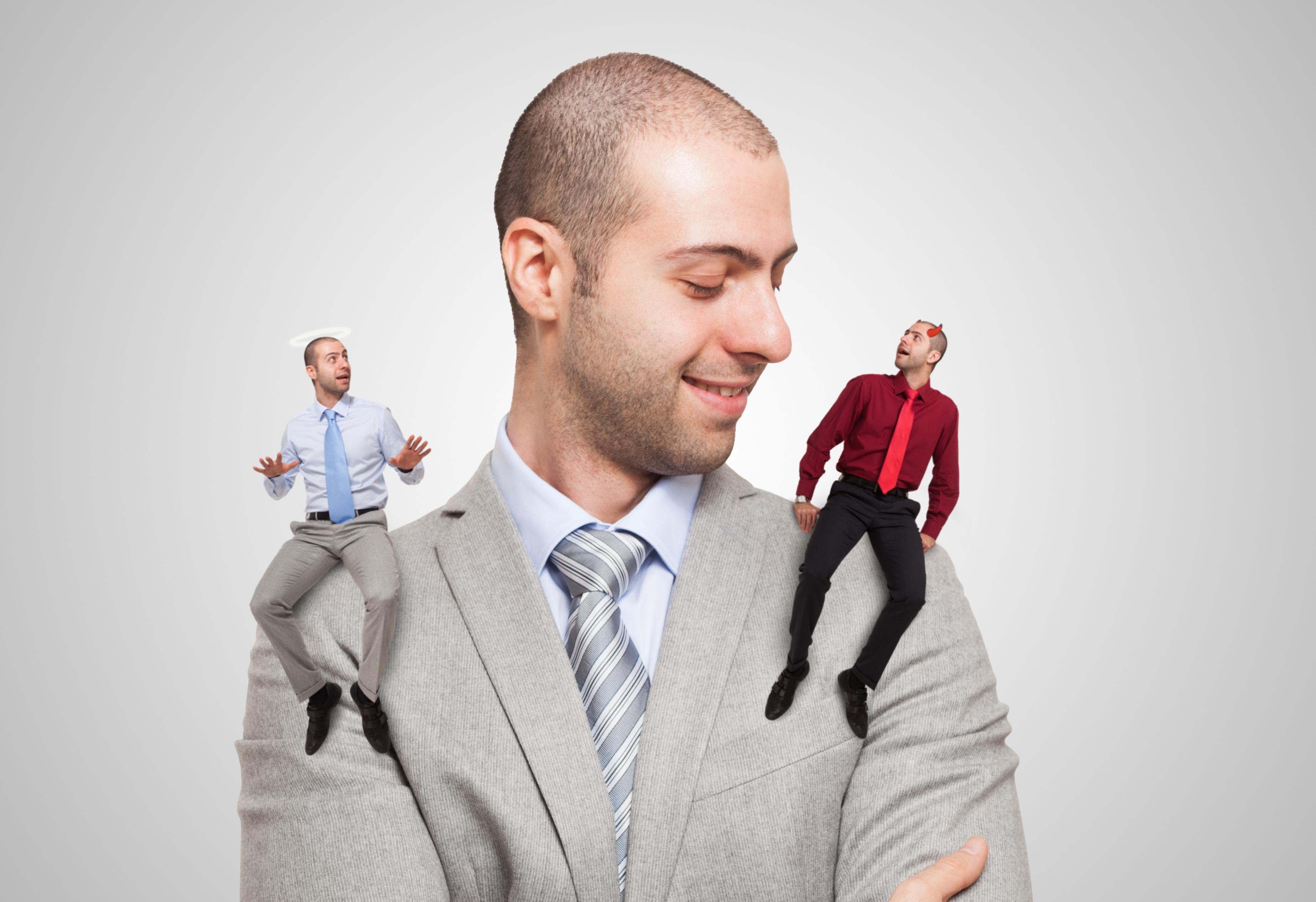 Vos pensées vous mènent-elles par le bout du nez?